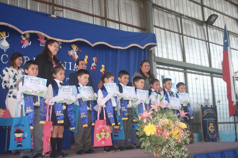 """Ceremonia del """"Niño Lector"""""""