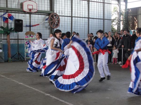 Celebración del día de la chilenidad
