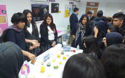 Visita a Centro Educacional Valle Hermoso